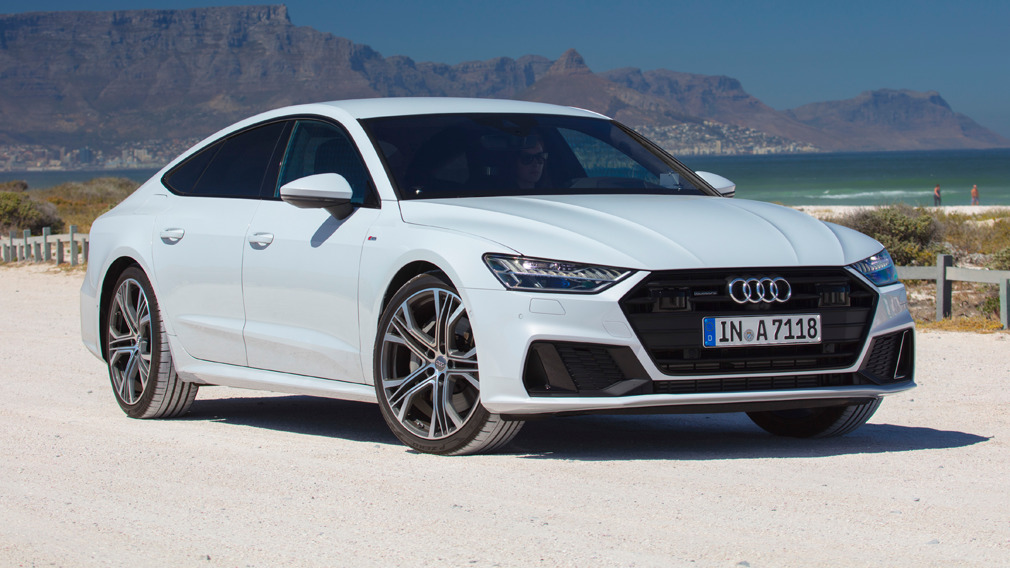 Audi A7 C8