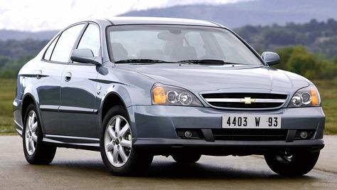 Chevrolet Evanda Chevrolet Evanda