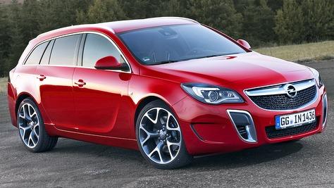 Opel Insignia OPC A