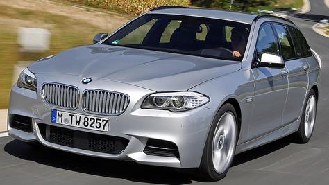 BMW M550d BMW M550d