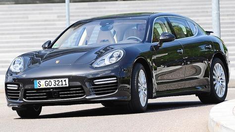 Porsche Panamera I (G1)