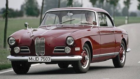 BMW 503  BMW 503