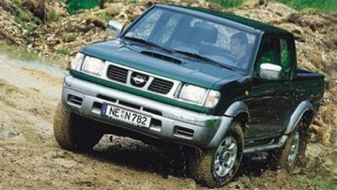 Nissan Navara II (D22)