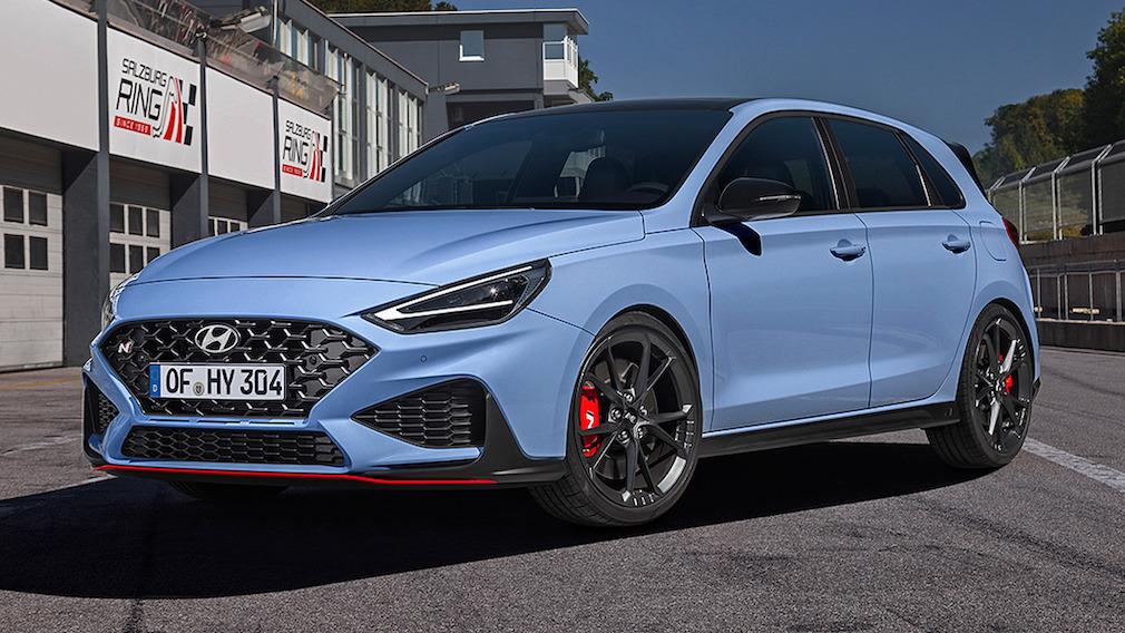 Hyundai i30 N Hyundai i30 N
