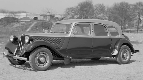 Citroën Traction Avant Citroën Traction Avant