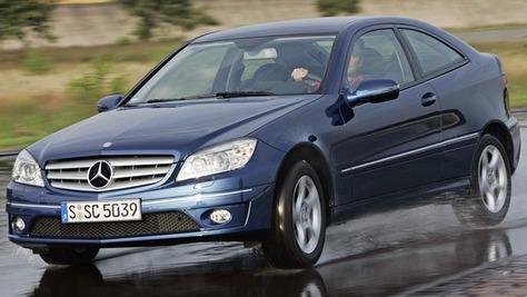 Mercedes CLC-Klasse I