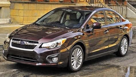 Subaru Impreza IV (GP/GJ)