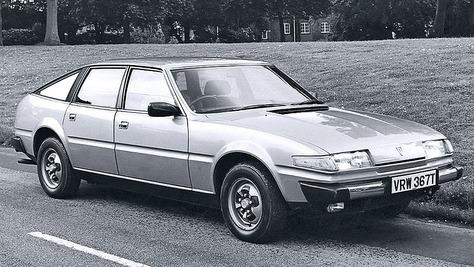 Rover SD1 Rover SD1