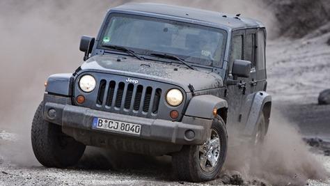 Jeep Wrangler Unlimited Jeep Wrangler Unlimited