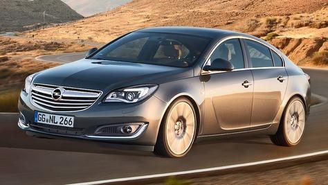 Opel Insignia Limousine I