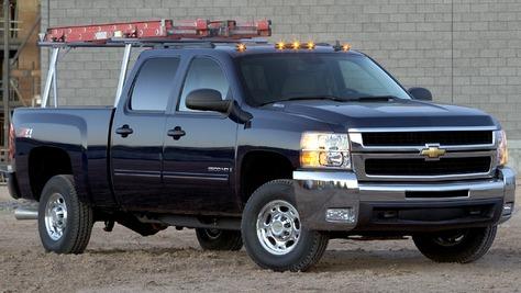 Chevrolet Silverado II (GMT900)
