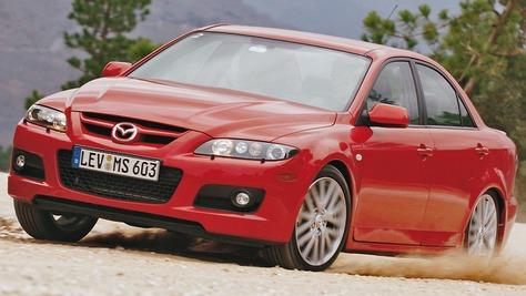 Mazda6 MPS Mazda6 MPS