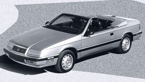 Chrysler LeBaron Chrysler LeBaron