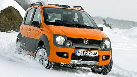 Fiat Panda 4x4  Typ 169