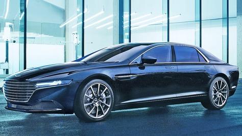 Aston Martin Lagonda II
