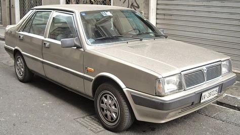 Lancia Prisma Lancia Prisma