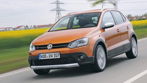 VW CrossPolo Typ 6R