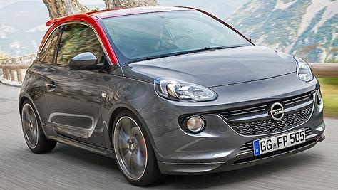 Opel Adam S Opel Adam S