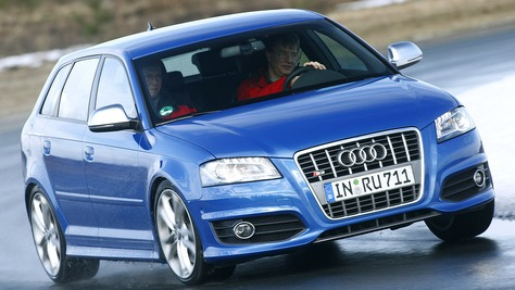 Audi S3 Sportback 8PA