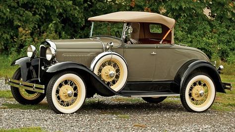 Ford Model A Autobild De