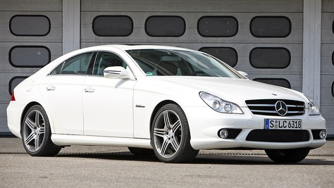 Mercedes-AMG C 219