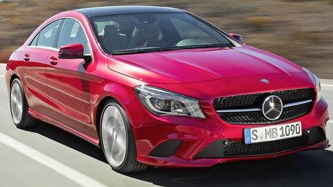 Mercedes CLA-Klasse