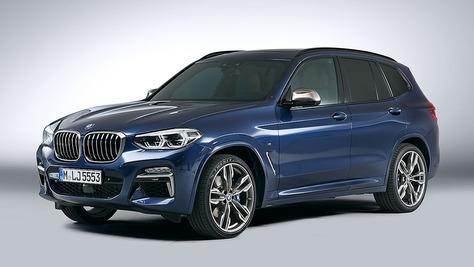 BMW G01 © BMW Group