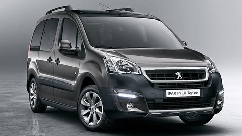 Peugeot Partner Tepee S2 Autobildde