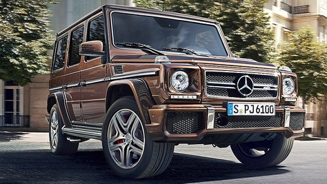 Mercedes-Benz III (W 463)