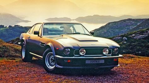 Aston Martin Serie II