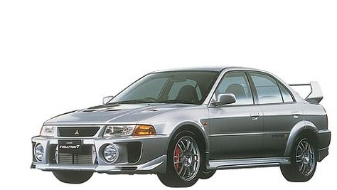 Mitsubishi V
