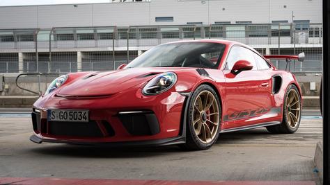 Porsche 911 GT-Modelle