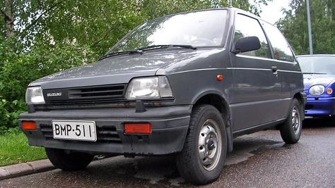 Suzuki CA71