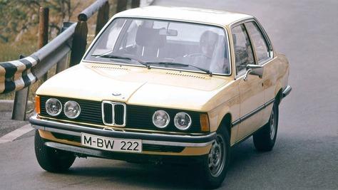 BMW E21 © Werk