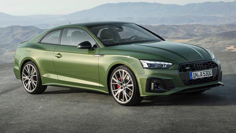 Audi F5