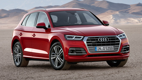 Audi FY