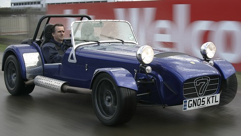 Caterham CSR Superlight