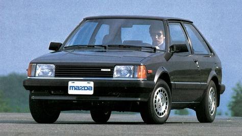 Mazda BD