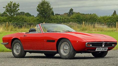 Maserati I (Tipo AM115)