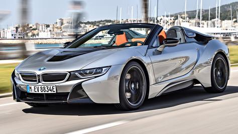 BMW i8 © Werk