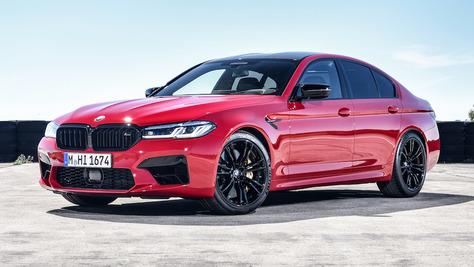 BMW M F90