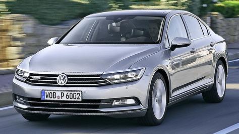 VW B8