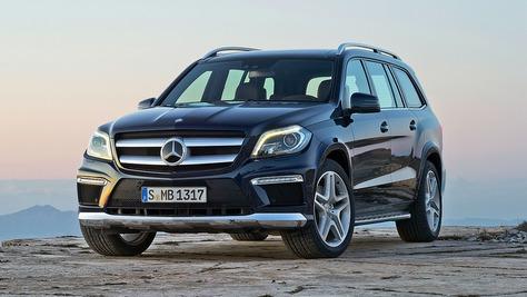 Mercedes-Benz II (X 166) © Werk