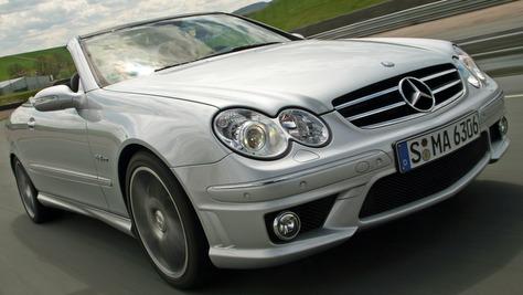Mercedes CLK-Klasse AMG