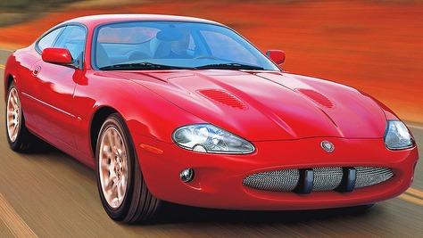 Jaguar X100