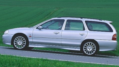 Ford Mondeo ST