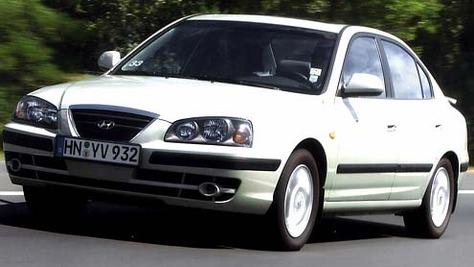 Hyundai XD
