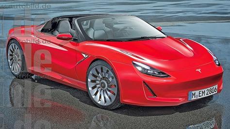 Tesla Model R