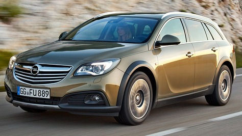 Opel Opel Insignia Country Tourer