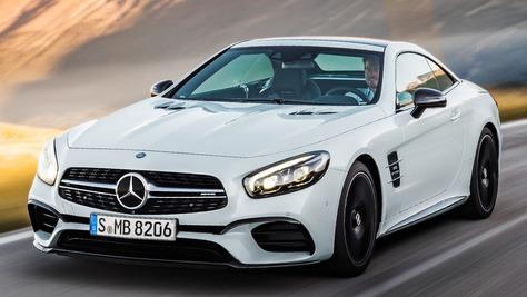 Mercedes-AMG R 231
